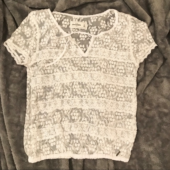 abercrombie kids Other - Abercrombie Kids Lace